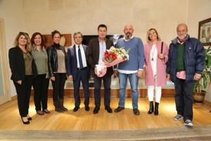 Bodrum-Belediye-Başkanı-Mehmet Kocadon, mahinur cemal uslu