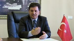 Bodrum Kaymakamı Dr. Mehmet Gödekmerdan