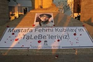 Bodrum-Kubilay'ı anma etkinliği