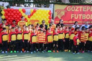 Bodrum-Göztepe Futbol Okulu