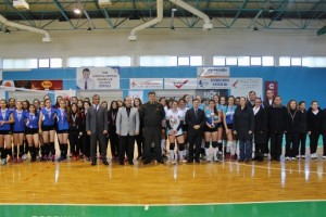 Bodrum-Voleybol Muğla Şampiyonası