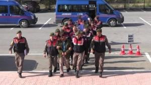 Bodrum-jandarma-göçmen kaçakçılığı
