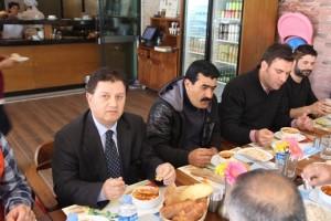 Bodrum'da İspir Fasulyesi ikramı