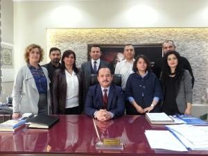 Önder Öğretmenler-İlçe Milli Eğitim Müdürü Emin Geçin
