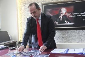 Bodrum İlçe Milli Eğitim Müdürü Mehmet Emin Geçin
