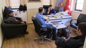 Bodrum Şoförler ve Otomobilciler Esnaf Odası Başkan Vekili Hüsnü Altaç