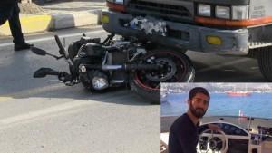 Bodrum-Em,n Birinci-Trafik kazası