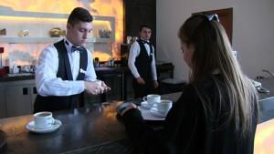 Bodrum Hilton Otel-Somalı Gençler