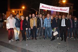 Bodrum-Sürpriz evlenme teklifi