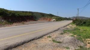 Bodrum-Kızılağaç yolu