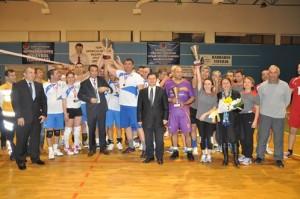 Bodrum Kaymakamlığı 2016 yılı Kurumlar Arası Kaymakamlık Kupası voleybol turnuvası