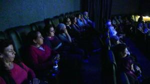 Bodrum-kadınlar günü-sinema