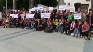 CHP Bodrum Örgütü Kadın Kolları başkanı Emel Çakaloğlu