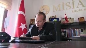 MİSİAD Bodrum Şube Başkanı Derya Kürkçüoğlu