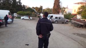 polis-göçmen