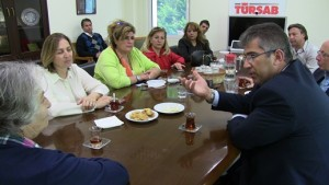 AK Parti Muğla Milletvekili Nihat Öztürk-Bodrum