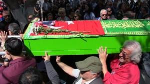 Bodrum-Aydın Tansel cenaze