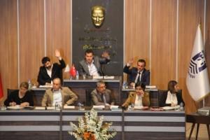 Bodrum Belediye Meclis toplantısı