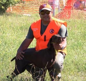 Bodrum-Fermalı av köpekleri yarışması