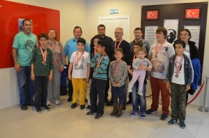 Bodrum-Nisan ayı satranç turnuvası