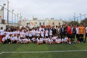 Bodrum-Türk-Yunan dostluk maçı