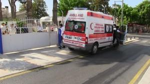 Bodrum-cezaevi isyan tatbikatı