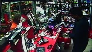 Bodrum-marketten hırsızlık