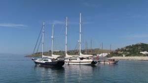 Bodrum-tekne bağlama
