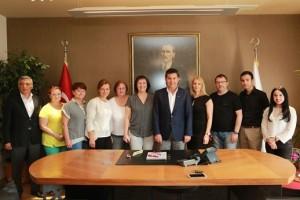 Cek gazeteci ve turizmciler Bodrumu tanitacak (1)