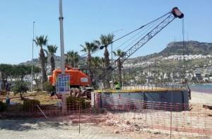Gündoğan Terfi Merkezi Yerin Altına Gömülüyor (9)
