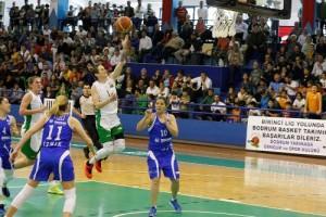 Kırçiçeği Bodrum Basket