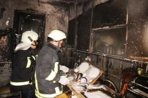 Bitez-Ev yangını