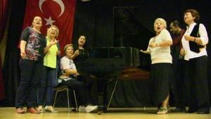 Bodrum-Çalıkuşu Türk Müziği Fasıl Grubu