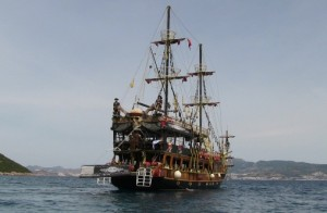 Bodrum-Korsan Tekneler