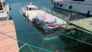 Bodrum-tekne batması
