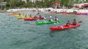 Deniz Kanosu Bahar Kupası Yarışları-Bodrum-Gümbet