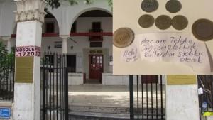 bodrum-Kızılhisarlı Mustafa Paşa Camii