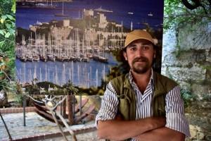 gazeteci Mehmet Can MeraL-Bodrum Kalesi
