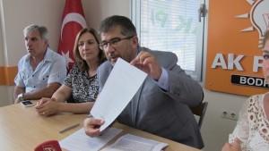 Muğla AK Parti Milletvekili Nihat Öztürk-Bodrum