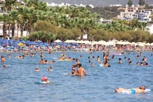 bodrum-sıcak hava-sahil