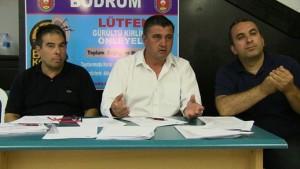 Bodrum Şoförler ve Otomobilciler Esnaf Odası Başkanı Hasan Kablı