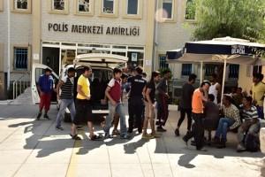 Bodrum-kaçak göçmen