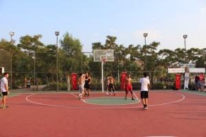 bodrum-sokak basketbol turnuvası