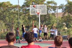 bodrum-sokak basketbolu