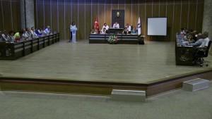Bodrum-belediye meclis toplaantısı