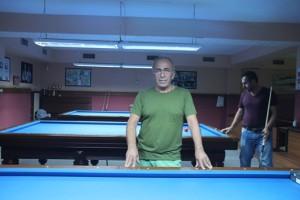 Bodrum-bilardo turnuvası