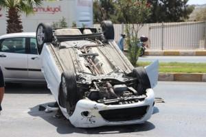 Bodrum-trafik kazası