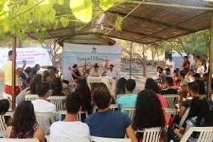 Bodrumda sosyal hizmet 4 ulusal genclik kampi (4)