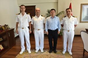 TCSG 101 Komutanı Sg. Kd. Yzb. Sinan Özseçer