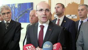 Başbakan Yardımcısı Mehmet Şimşek-Bodrum